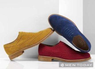 Phong cách giày đa phong cách cho nam giới từ Tods độc đáo