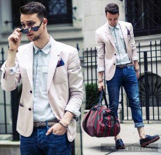 Phong cách Streetstyle các chàng trai thế giới