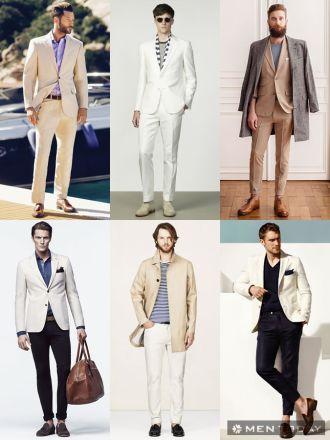 """Phong cách suit """"chuẩn men"""" cho phái mạnh"""
