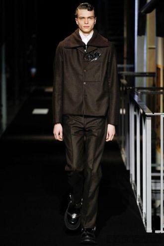 Phong cách thời trang nam thu đông của Kenzo