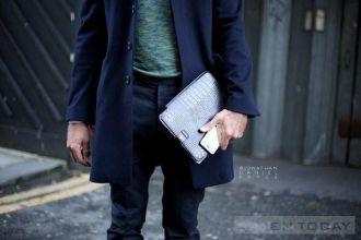 Street style từ London cho những chàng mạnh mẽ