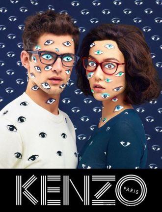 Thời trang nam thu đông ấn tượng từ Kenzo độc đáo