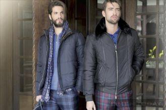 Thời trang nam thu đông lịch lãm từ Ravazzolo