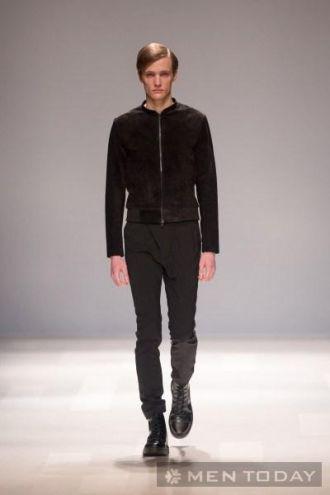 Thomas Baslint từ tuần lễ thời trang Toronto cao cấp