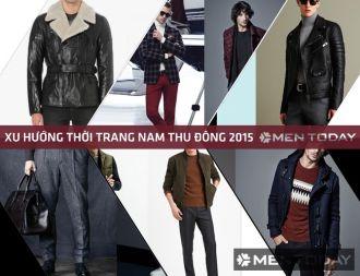 Xu hướng thời trang nam thu đông có gì Hot