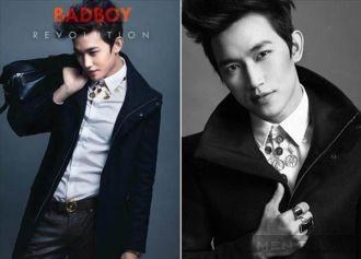 Anh chàng 'Bad boy' phong cách - Võ Cảnh