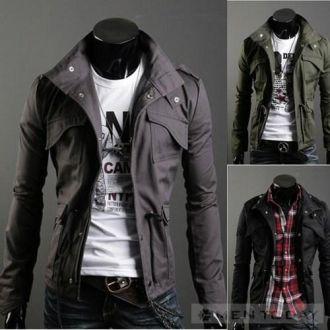 'Bí kíp' chọn mua và chăm sóc áo khoác cho các chàng