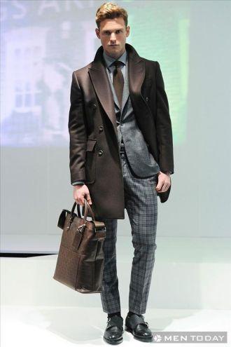 BST thời trang nam thu đông của Hardy Amies