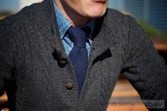 Chọn Sweater giản dị và gần gũi cho nam giới