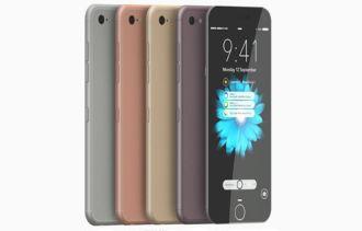Có thể iPhone 7 chỉ mỏng 6,1 mm