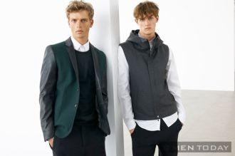 Cùng Lookbook thời trang nam thu đông của Zara độc đáo