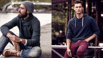 Cùng lookbook thời trang nam thu đông mạnh mẽ từ H&M