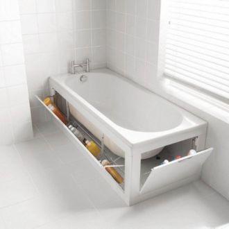 Cùng ngắm những ý tưởng cất đồ thông minh cho phòng tắm siêu nhỏ