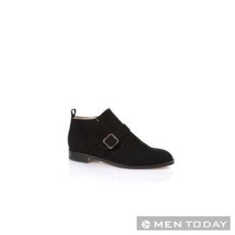 Giày da lộn cho nam giới từ Manolo Blahnik