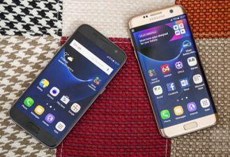 Hàn Quốc 100.000 chiếc Galaxy S7 bán hết trong hai ngày