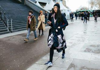 Lễ hội của những tín đồ thời trang Việt tại Paris siêu thích