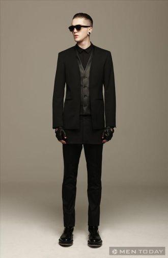 Những phong cách thời trang nam trẻ trung, hiện đại từ Giuliano Fujiwara