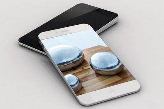 Nút Home iPhone có thể sẽ làm bằng kim loại lỏng