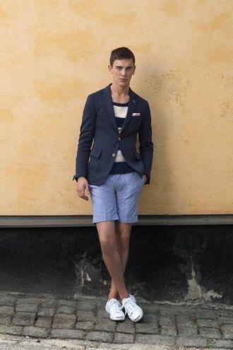Phong cách thời trang nam Xuân hè tự tin
