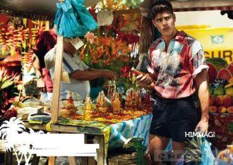Phong cách thời trang Rio de Janeiro đầy mời gọi