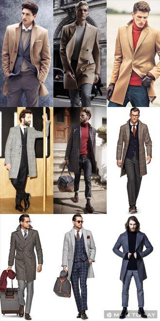Phong cách xu hướng thời trang nam thu đông cá tính