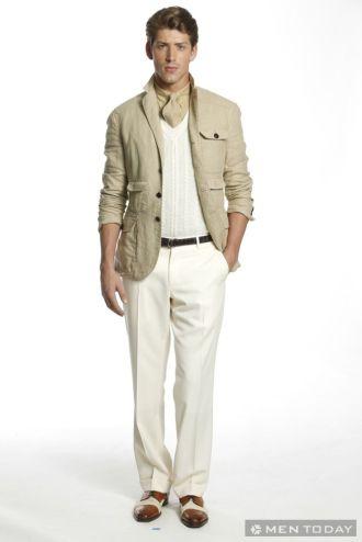 Thời trang nam xuân hè từ Ralph Lauren Purple Label