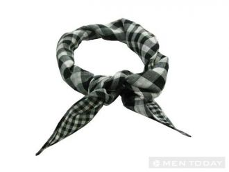 Thời trang Neckerchief giữ ấm cổ cho ngày gió