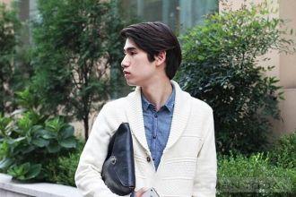 Xu hướng thời trang từ street style Seoul cho các chàng