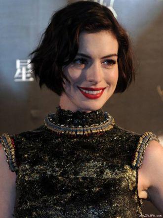 10 kiểu tóc bob ngắn cho sao Hollywood khuôn mặt tròn tự tin