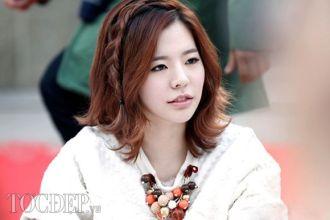 12 kiểu tóc tết mái Hàn Quốc cho bạn gái tuổi teen điệu đà