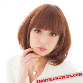 2 kiểu tóc ngắn ngang vai sao kpop Hàn Quốc