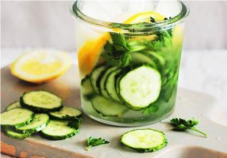 3 công thức detox water giúp giảm cân nhanh trong 1 tuần