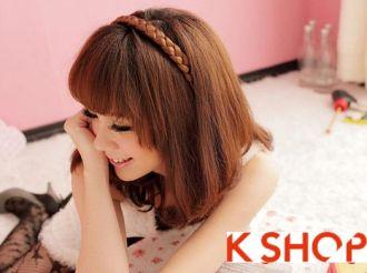 5 Kiểu tóc giả Hàn Quốc đẹp cho bạn gái cá tính xinh xắn