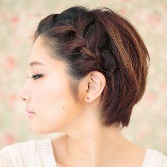 Ai dám bảo con gái tóc ngắn là không được điệu đà độc đáo