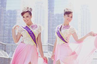 Bí mật sau vẻ đẹp của Hoa hậu Heritage Thúy Vy
