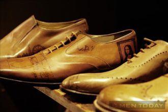 BST giày nam sang trọng từ Oliver Sweeney