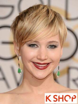 BST Kiểu tóc ngắn của sao Hollywood sang trọng quý phái