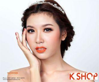 BST Kiểu tóc tết cho cô dâu nổi bật lãng mạn quyến rũ ngày cưới