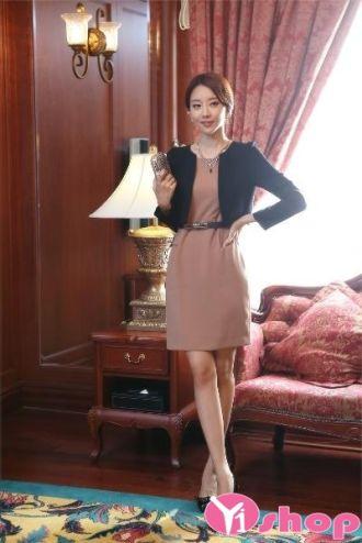 BST váy đầm liền thân đẹp hàn quốc cá tính độc đáo