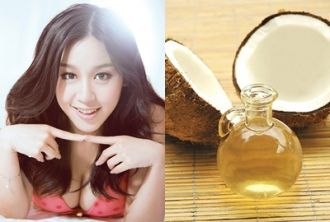 Cách chăm sóc tóc nhuộm giữ màu lâu bằng dầu dừa