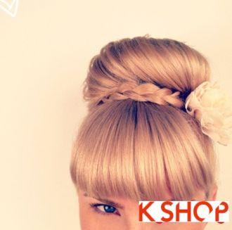 Cách làm 3 kiểu tóc búi đẹp đơn giản dễ làm tại nhà cho bạn gái mạnh mẽ