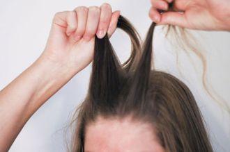 Cách làm kiểu tóc tết đuôi cá giữa đỉnh đầu đẹp cá tính thời trang