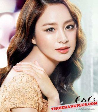 Cách làm tóc xoăn đẹp mang phong cách Hàn Quốc cho bạn gái mạnh mẽ