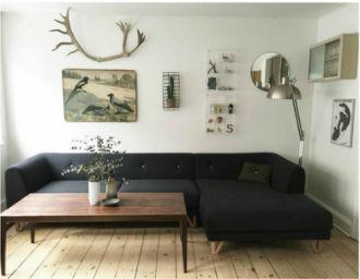 Cách lựa chọn sofa cho phòng khách diện tích nhỏ
