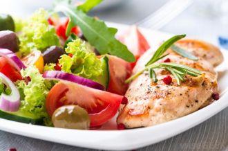 Danh sách những thực phẩm nhiều đạm cho người giảm cân
