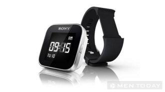 Đồng hồ Sony – bạn tốt của điện thoại thông minh