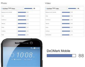 HTC 10 được đánh giá là smartphone chụp ảnh tốt nhất