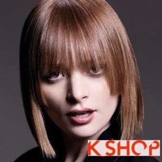 Kiểu tóc Hàn Quốc đẹp phù hợp với bạn gái độc đáo