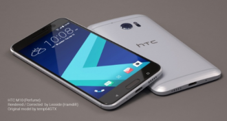 Mẫu siêu phẩm HTC 10 thu hút giới công nghệ trước đây