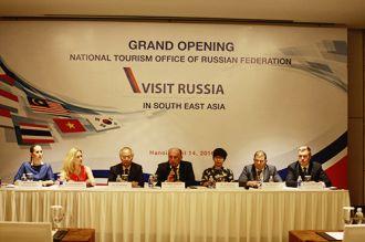 Nga mở văn phòng du lịch tại Việt Nam để hút khách Đông Nam Á